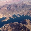 Stock Video: Aerial Lake Mead 2949