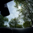 Fish Eye Windshield — Stock Video