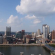 Stock Video: Pittsburgh Skyline
