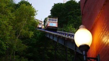 Monongahela Incline — Stock Video