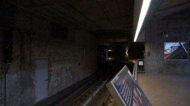 Metrô de pittsburgh — Vídeo Stock