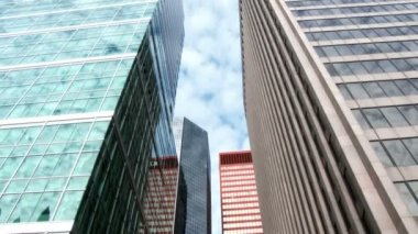 Tall Buildings — Stock Video