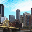 Pittsburgh Skyline — Stock Photo #35626689