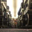 Airplane Interior — Stock Video #40321797