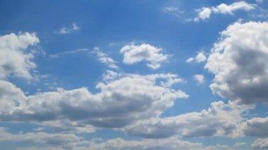 Blue Skies timelapse — Stock Video #13245191