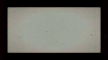 Grainy vintage film — Stock Video #13399383