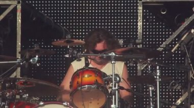 Vopli vidopliassova performance live au festival rock la meilleure ville — Vidéo