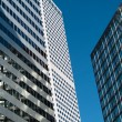 tall buildings — Stock Photo