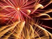 Fire works — Stock Photo