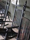 Houpací židle — Stock fotografie