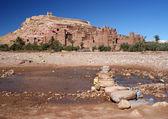 Village in Morocco — Stock Photo