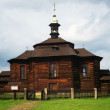 Old wooden church — Stock Photo #12883725