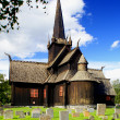 Viking church — Foto Stock #13088462