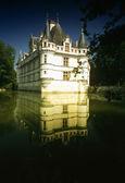 Castillo azay-le-rideau — Foto de Stock