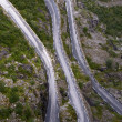 Foto Stock: Road serpentine