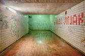 Tunnel de métro — Photo