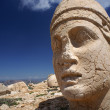 Statue on Nemrut mountain — Stock Photo