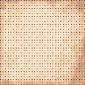 Multicolor Polka Dot Design — Stock Vector