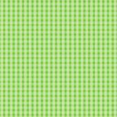 Green Plaid Texture Design — Stock Vector