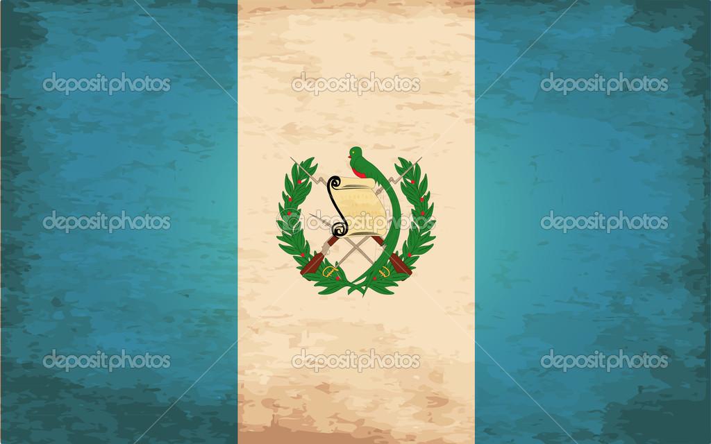 guatemala grunge flag by - photo #6