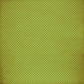 Green Grunge Dotted background. — Stock Photo