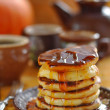 Pumpkin Pancakes — Stock Photo #14051145
