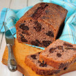 Prune and Port Bread — Stock Photo