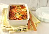 Salmon and Vegetable Bake — Stock Photo