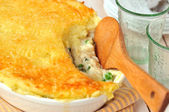 Fish Pie — Stock Photo