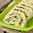 Potato and Herring Roll — Stok Fotoğraf #23635151