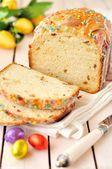 Sliced Sweet Bread — Stock Photo