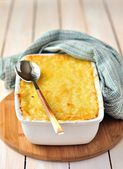 Cheese Bake — Stock Photo