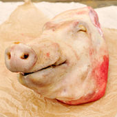 Pig's Head — Stock Photo