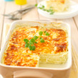 Zucchini Lasagna — Stock Photo