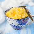 Millet and Rice Kasha (Porridge) with Pumpkin — Stock Photo #38911777