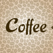 Royalty-Free Stock Vector Image: Coffee background 2