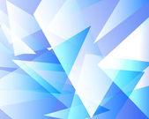 Ice background — Stock Vector