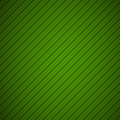 Oblique green christmas striped background — Stock Vector