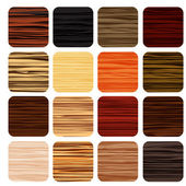 Zebra wood abstract — Vector de stock