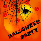 Halloween-fest — Stockvektor