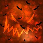 Halloween desktop backgrounds — Stock Vector