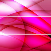 Red abstract backgrounds banners — Stock Vector