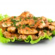 Roasted chiken wings — Stock Photo #13262673