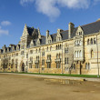 Christ Church College, Oxford, Oxfordshire UK — Stock Photo