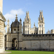 All Souls College Oxford, Uk — Stock Photo