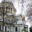 St. Paul cathedral, London — Stock Photo