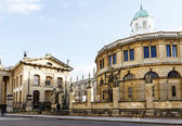 Sheldonian Theatre Oxford — Stock Photo
