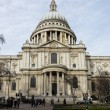 Stock Photo: St. Paul cathedral, London