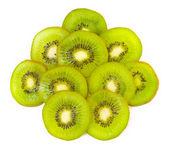 Kiwi fruits — Stock Photo