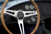 Interni auto sportive — Foto Stock